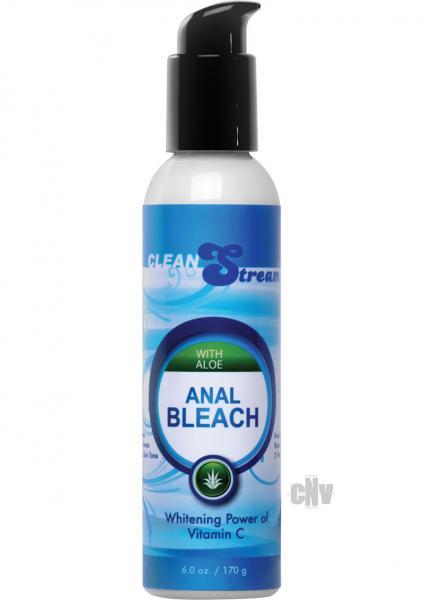 Clean Stream Anal Bleach With Vitamin C And Aloe 6oz