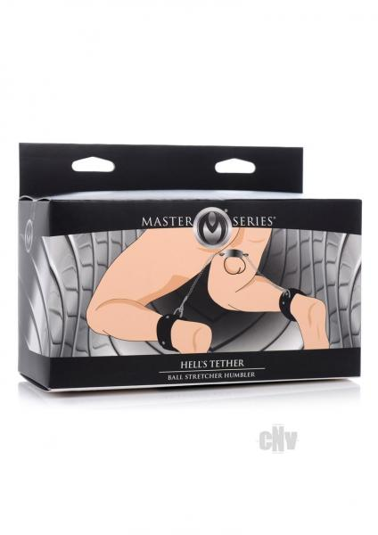 Ms Hell Tether Ball Stretch Humble Black