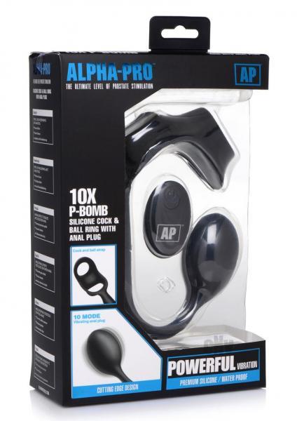 Alpha Pro 10x P-bomb