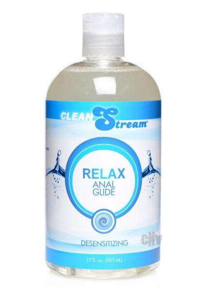 Cleanstream Relax Anal Glide 17oz