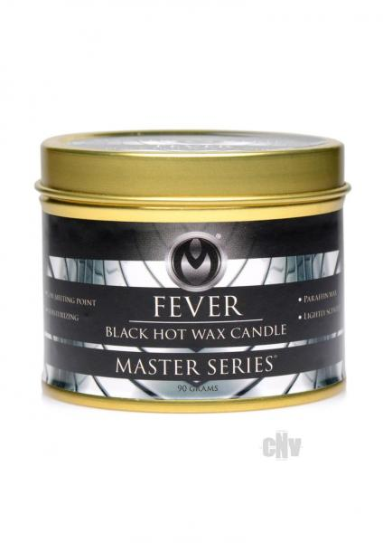 Ms Fever Hot Wax Candle Black