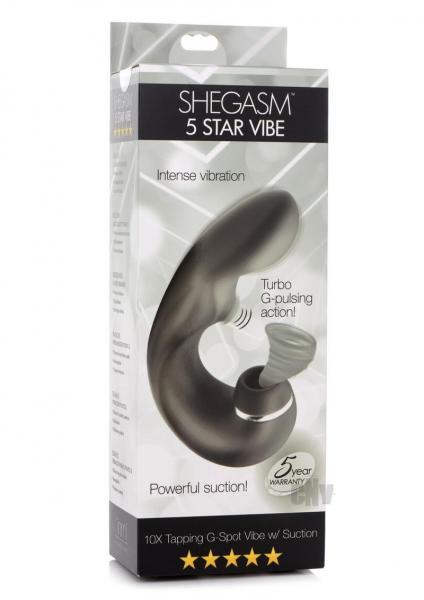 Inmi Shegasm 5 Star Tapping Black