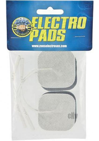 Adhesive Electro Pads 4 Pack
