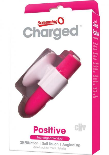 Charged Positive Vibe Strawberry