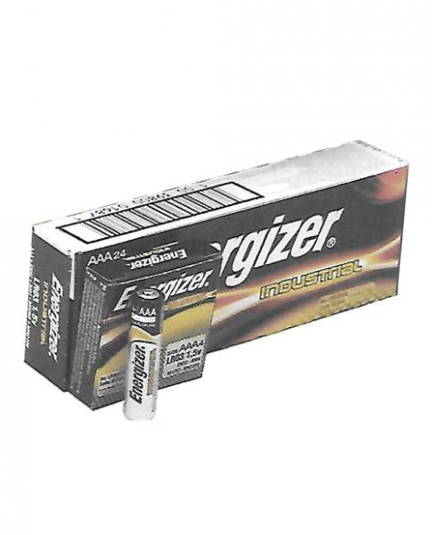 Energizer Battery Alkaline Industrial AAA Box Of 24