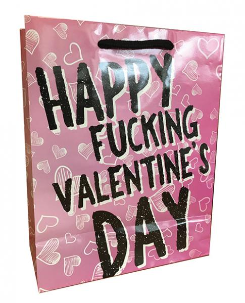Happy F*cking Valentines Day Gift Bag