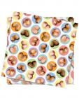 Mini-boob Napkins - Pack Of 8 Sex Toy Product