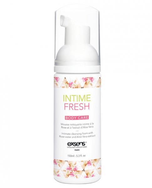 Exsens Of Paris Organic Intimate Cleansing Foam - 150 Ml