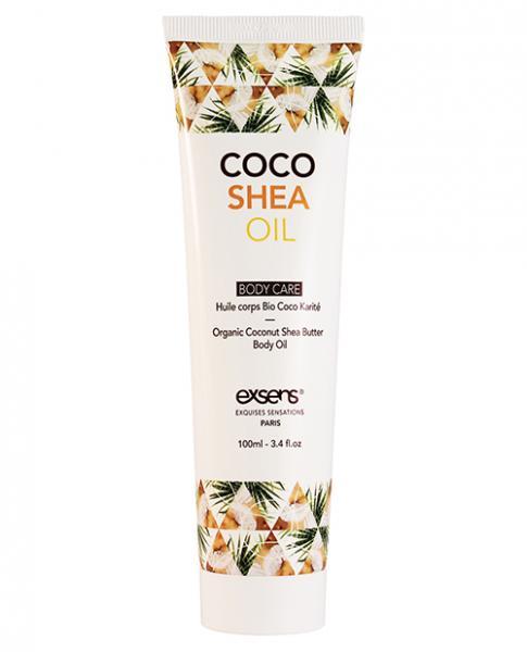 Exsens Of Paris Coco Shea Oil - 100 Ml