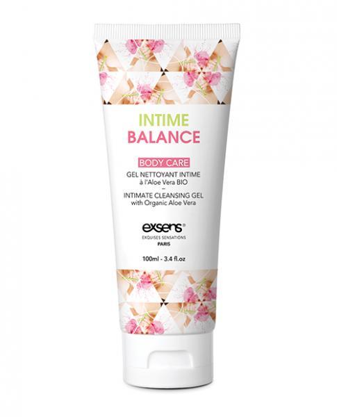 Exsens Intime Intimate Balance Cleansing Gel - 3.4 Oz