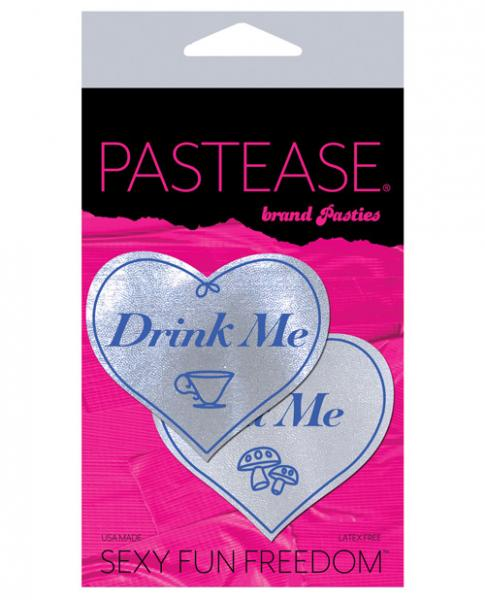 Pastease Eat Me Drink Me Liquid Heart - White O/s