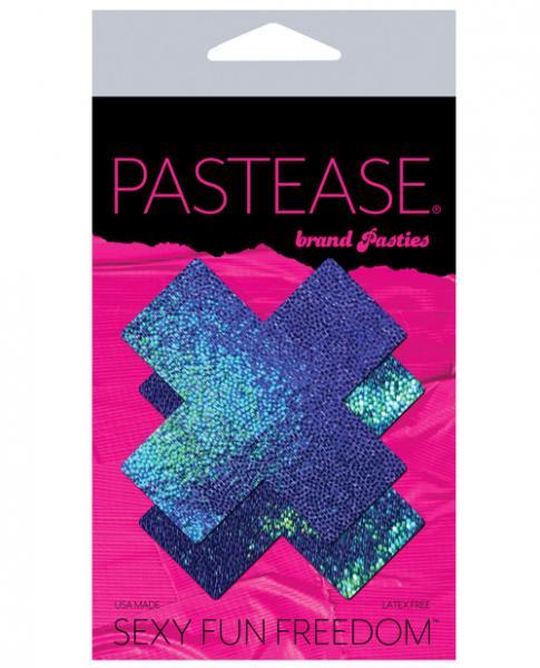 Pastease Blue Spectrum Liquid Plus X Pasties O/S