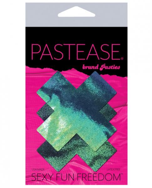 Pastease Black Opal Liquid Plus X Pasties O/S