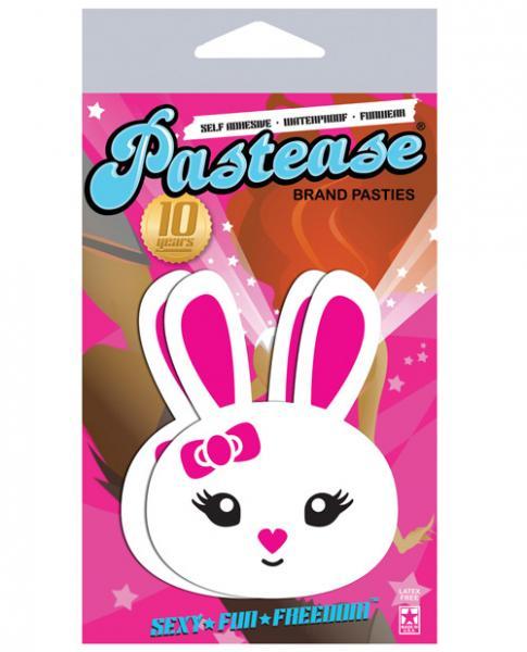 Pastease Bunny White Pasties