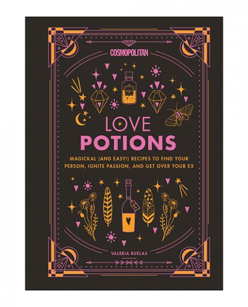 Cosmopolitan Love Potions Recipe Book
