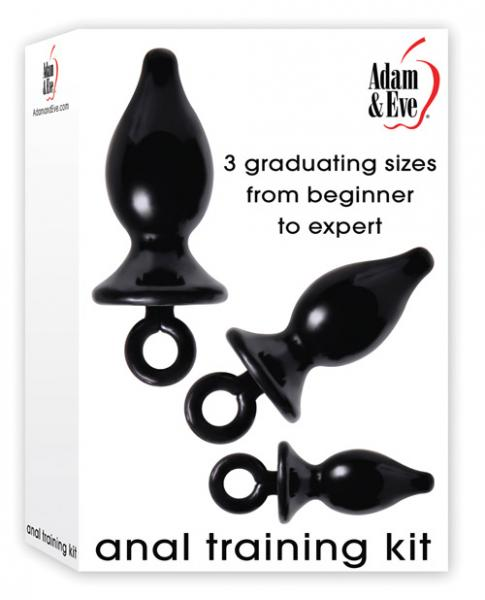 Confirm. All three piece anal trainer kit consider
