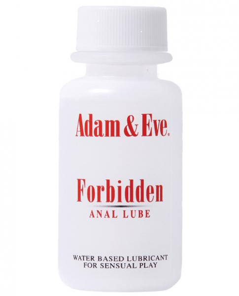 Forbidden Anal Lube Water Based 1Oz On Literotica-4214