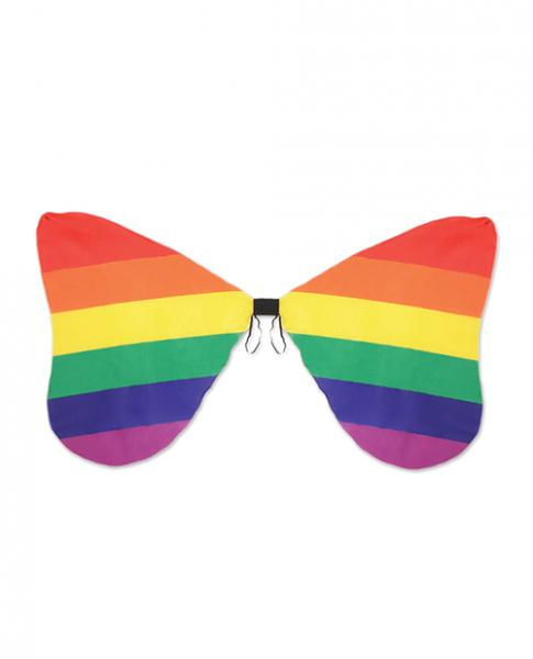 Pride Fabric Wings - Rainbow