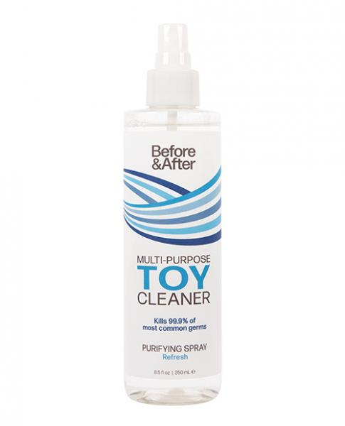 Before & After Spray Toy Cleaner - 8.5 Oz