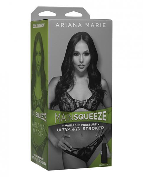 Main Squeeze Ariana Maria Ultraskyn Pussy Stroker