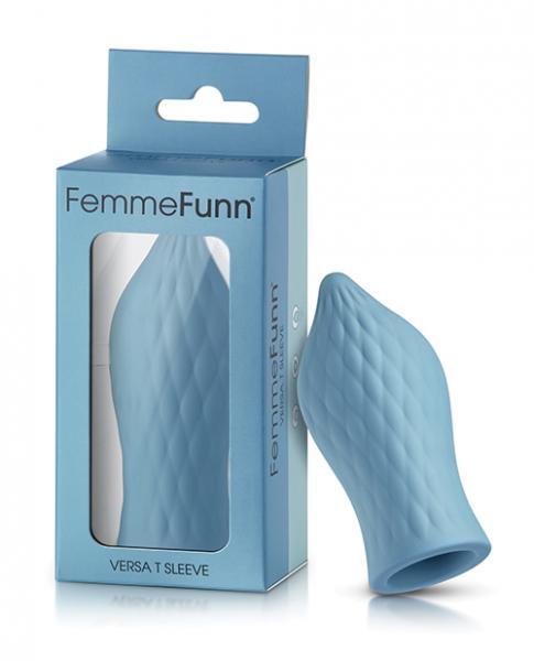 Femme Funn Versa Tongue Sleeve - Light Blue