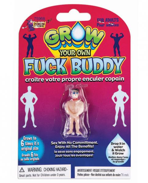 Grow Your Own F*ck Buddy