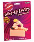Adult Novelty Wind Up Lovers Girl On Top Sex Toy Product