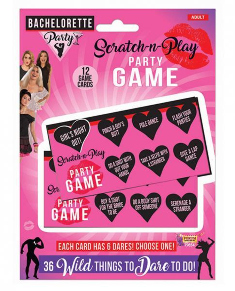 Bachelorette Party Bachelorette Lottery Tickets