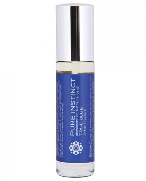 Pure Instinct Pheromone Fragrance Oil Roll On .34oz