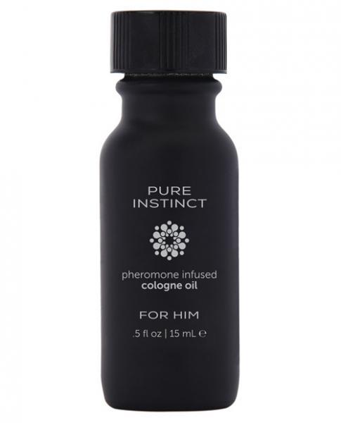 Pure Instinct Pheromone Cologne Oil For Him .5 fl oz