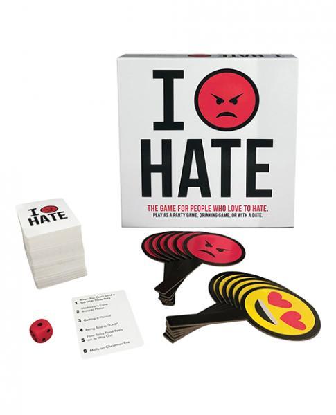 I Hate Card Game