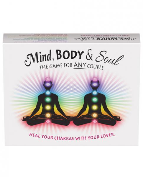 Mind, Body & Soul Card Game