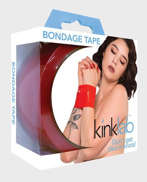 Kinklab Bondage Tape - Red