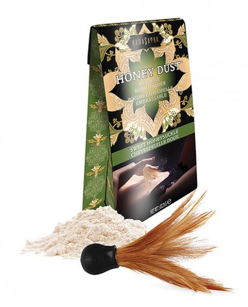 Kama Sutra Honey Dust - 1 Oz Sweet Honeysuckle