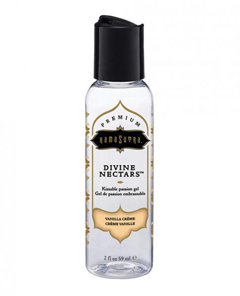 Kama Sutra Divine Nectars - 2 Oz Vanilla Creme