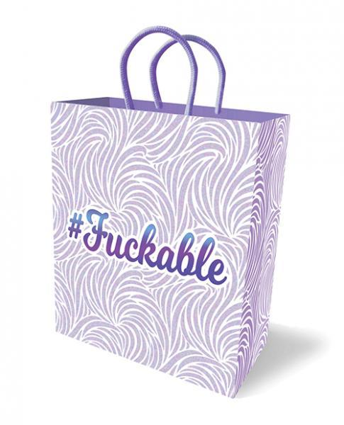 Hash Tag Fuckable Gift Bag
