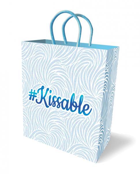 Hash Tag Kissable Gift Bag