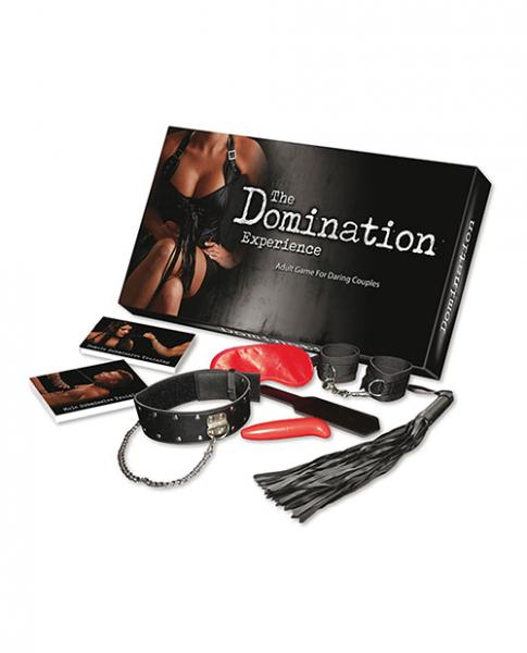The Domination Experience Adult Game For Daring Couples
