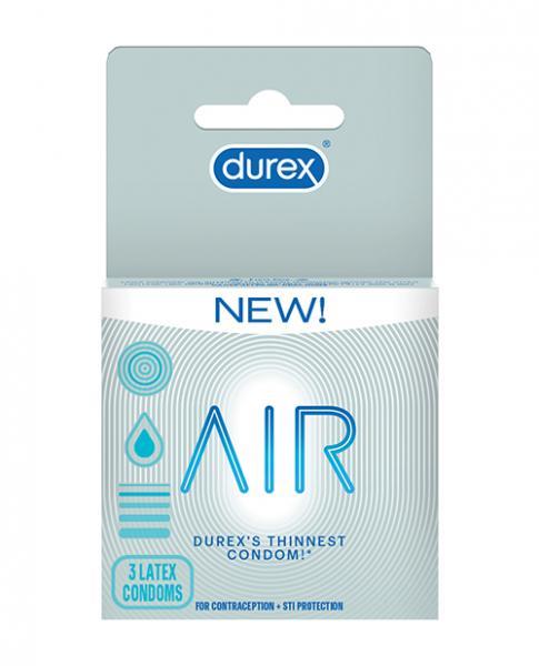 Durex Air - Pack Of 3