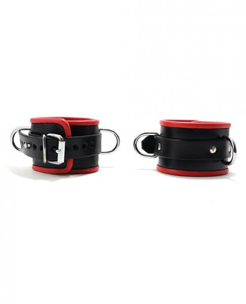 665 Padded Locking Ankle Restraint - Red