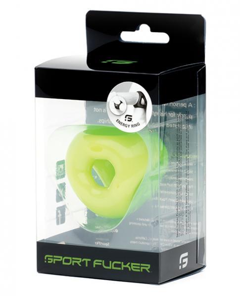 Sport Fucker Energy Ring - Neon Green