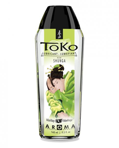 Toko Aroma Flavored Lubricant Melon Mango 5.5oz