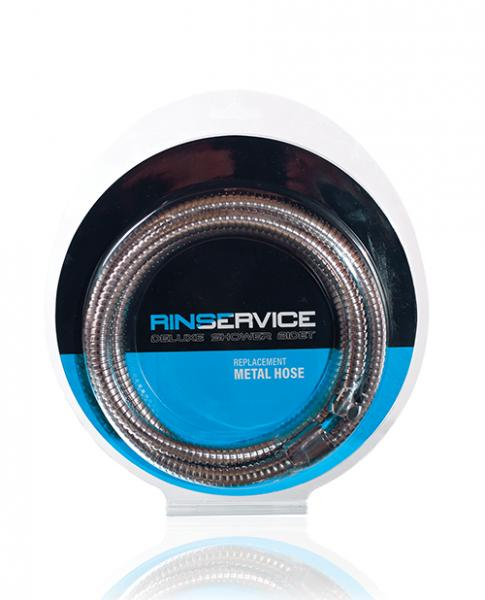 Rinservice Replacement Metal Hose