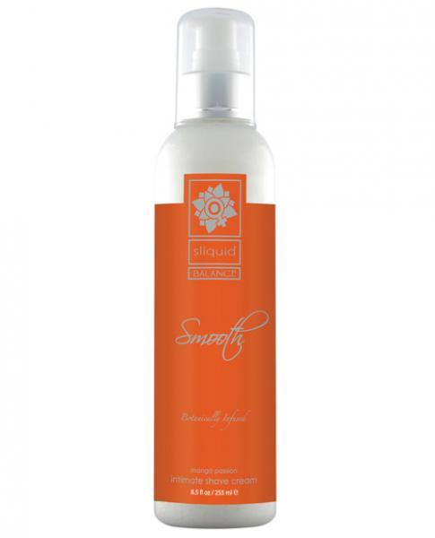 Sliquid Balance Smooth Shave Cream Mango Passion 8.5oz