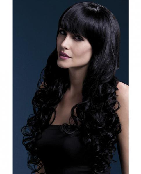 Smiffy The Fever Wig Collection Isabelle - Black