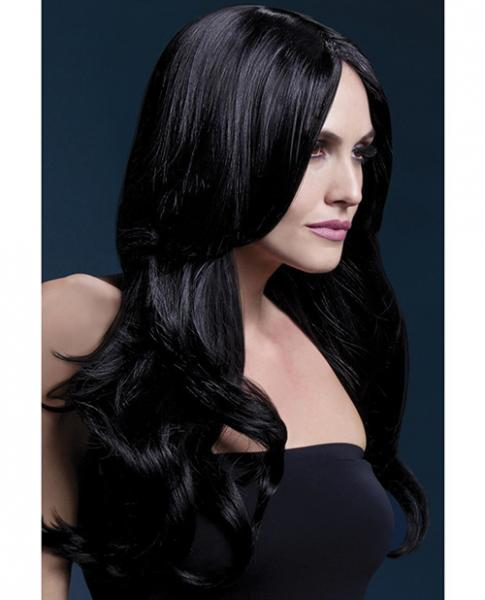 Smiffy The Fever Wig Collection Khloe - Black