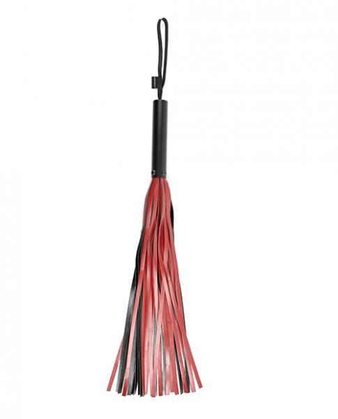 Saffron Flogger - Red/black