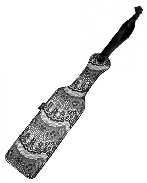 Steamy Shades Luxury Paddle Black
