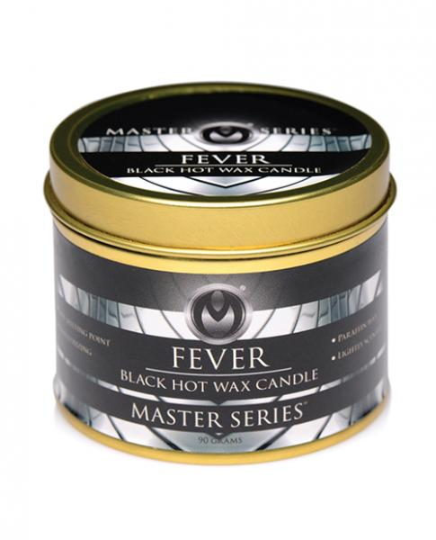 Master Series Fever Drip Candle - Black