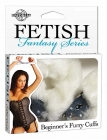 Fetish Fantasy Series Beginner's Furry Cuffs Sex Toy Product